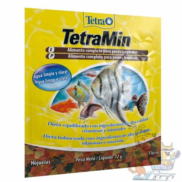 Sachet TetraMin люспи 12гр.